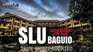 UNIVERSITIES AFTER DARK: SLU Part 2 | Multo | True Tagalog Horror Stories | True Horror Story