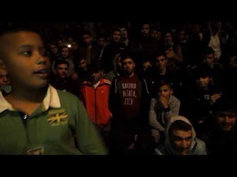 Brai vs Adriancitojaja - Dieciseisavos - Clasificatoria Regional General Rap -2016-