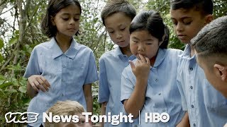 Kids In New Zealand Are Out To Kill The Country's Invasive Mammals (HBO)