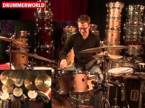 Stanton Moore Drum Clinic: The RRLRRLRL Concept