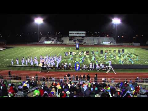 Dixie Heights Marching Band 2014 - MSBA Championship Finals Performance