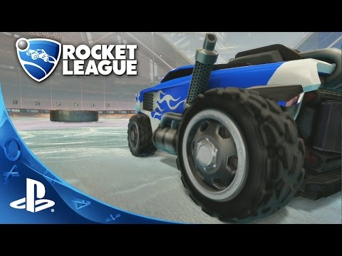 "Popular online game ""Rocket League"" will be adding an Ice Hockey mode in December"