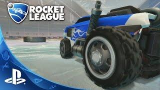 Rocket League - Mix, Match, and Mutate!   PS4