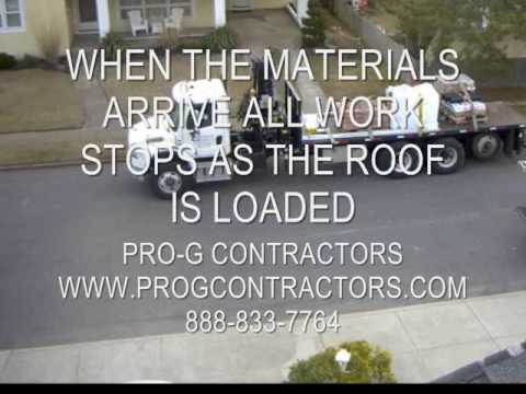 BRIGANTINE, OCEAN COUNTY, NEW JERSEY ROOFING RE-ROOF GAF/...