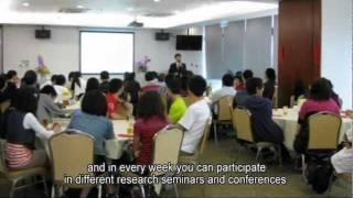 Hong Kong PhD Fellowship Scheme - The Hong Kong Institute of Education