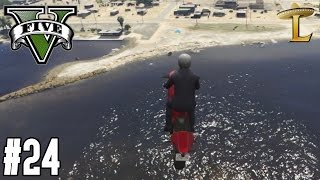 THEY SEE ME ROLLIN` THEY HATIN | GTA V - CUSTOM MAP RENNEN