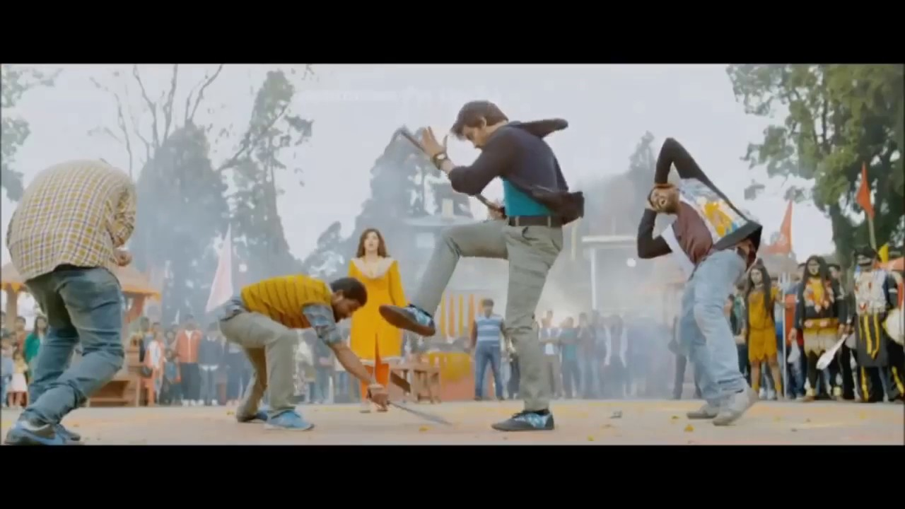 Download Raja The Great Hindi Dubbed Movie Zee Cinema Fight Promo Out 2