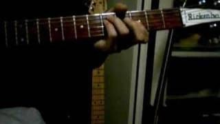 guitar chord demo The Specials/Do Nothing