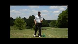 Bradley Hughes Golf- Hitting From The Inside Part 2