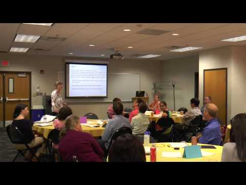 Active Learning, Inquiry Teaching Kick-Off Retreat