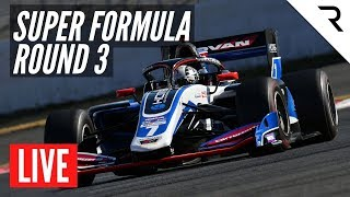 SUPER FORMULA 2020 - Rd.3, Sugo - Full Race, LIVE With English Commentary