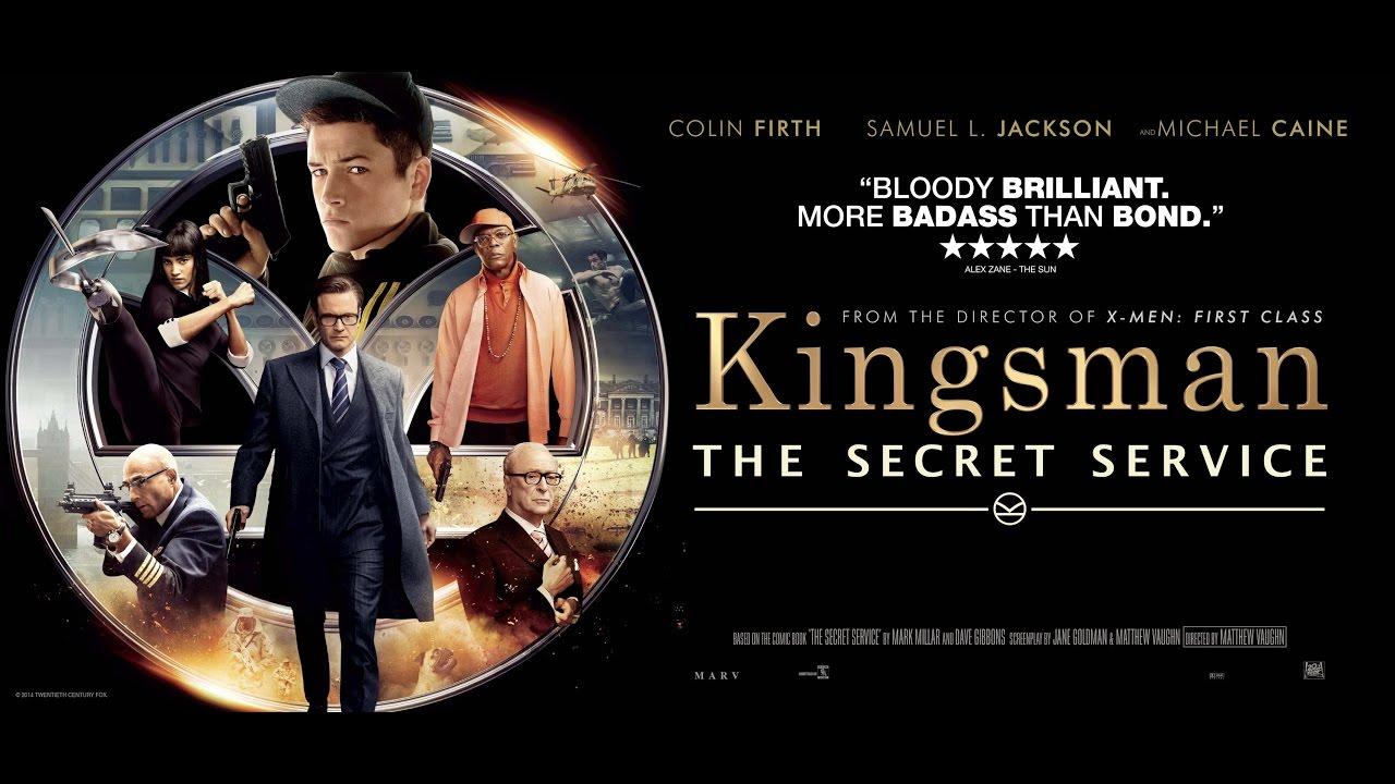 Kingsman: The Secret Service (2014) - Trailer - YouTube