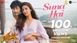 Suna Hai - Sanak | Vidyut Jammwal & Rukmini Maitra | Jubin Nautiyal | Jeet Gannguli | Rashmi Virag