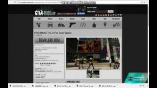 Increase Performance For Gta IV for Low End Pc 2016!!