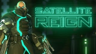 Satellite Reign Gameplay