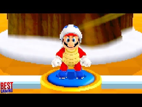 Super Mario 3D Land Walkthrough - World 5 100% Guide (Every Star Coin and Gold Flag Pole)