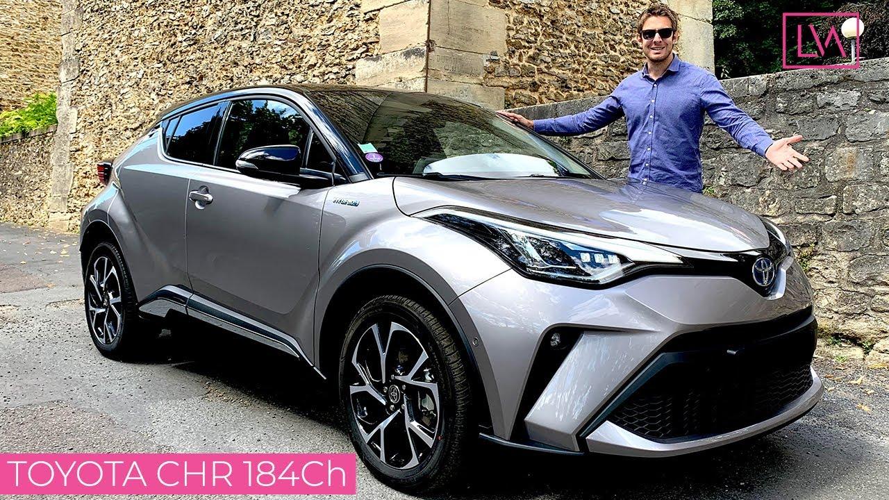 Essai Toyota C-HR 184 ch - A 289 €/mois, est-il raisonnable de passer à côté?