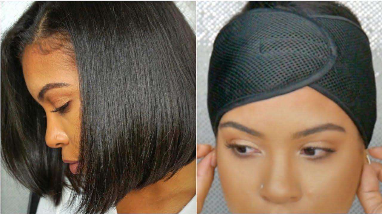 How To Maintain Straight Hair Duby Wrap Youtube