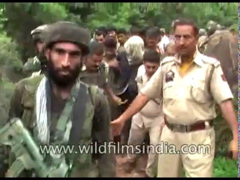 Graphic and disturbing : Terrorist killed in Udhampur attack