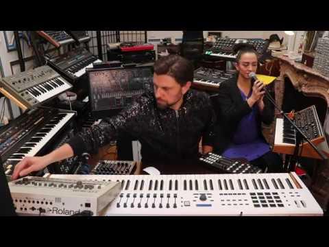Download Rodriguez Jr. & Liset Alea - Studio Live Session