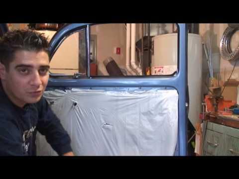 Classic Vw Beetle Bug How To Protect Door Panels Tip Type