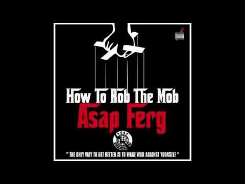 """A$AP Ferg - """"How To Rob The Mob"""" Freestyle"""
