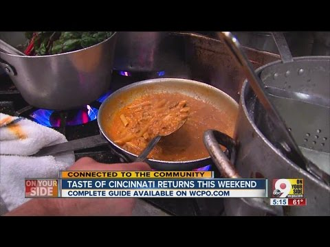 Taste of Cincinnati 2015: A guide to all the food, beer and fun you can handle