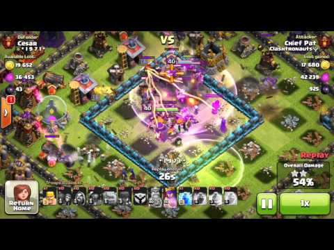 Clash of Clans - Quest to 4000 Trophies #15: Goal Set
