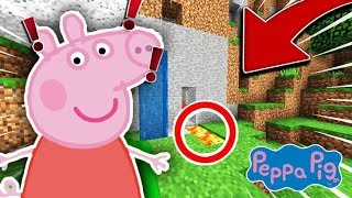 JE TROLL PEPPA PIG SUR MINECRAFT !! 😂 (Base Secrète) | PS4/PS3/XBOX ONE/WII U/MCPE/SWITCH/PC FR