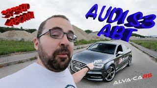 ABT Audi S3 Saloon 2014 Videos