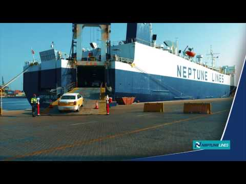 Neptune Lines new service in the Gulf