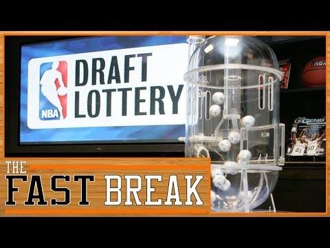 2018 NBA Draft Lottery Predictions