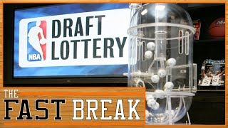 2018 NBA Draft Lottery Predictions
