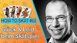 How To Skat #62: Glück und Leid beim Skatspiel (mit Untertiteln / with English subtitles)