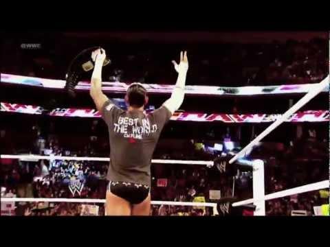 CM Punk UWF Titantron (Miseria Cantare)