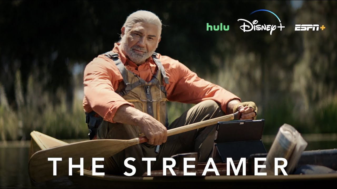 """Batista As """"The Streamer"""" In New Disney+ Commercial"""