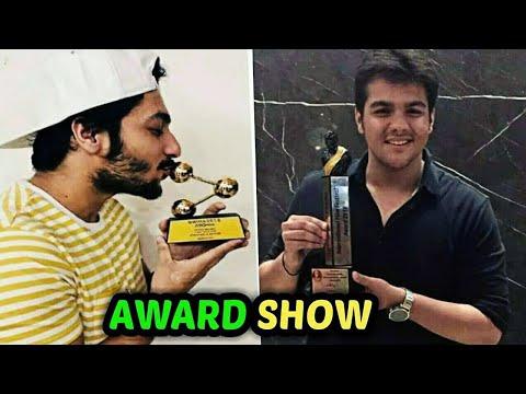 Ashish Chanchlani And Harsh Beniwal At Awards Show!, Influencer And Best YouTuber |Sejal Kumar, YPP