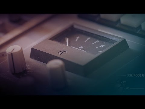 UAD SSL 4000 G Bus Compressor Plug-In Collection Trailer