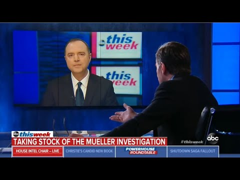 Schiff on ABC This Week: There is Symmetry of Interest Between Donald Trump and the Russians