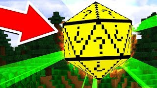 THE CRAZIEST MINECRAFT BLOCK IN THE WORLD!