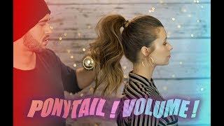 Jak zrobić fryzurę w stylu BETTY COOPER ? PONYTAIL TUTORIAL ✂ CiaRo UsaGo :D