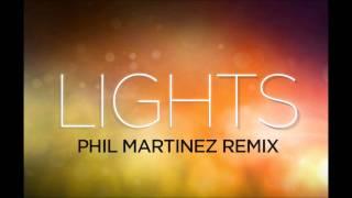 Ellie Goulding - Lights (Phil Martinez Dubstep Remix)