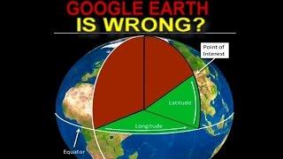 Flat Earth | Is Google Earth Wrong?