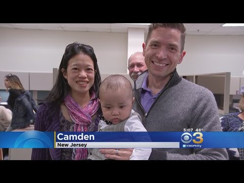 Camden County Families Celebrate National Adoption Day