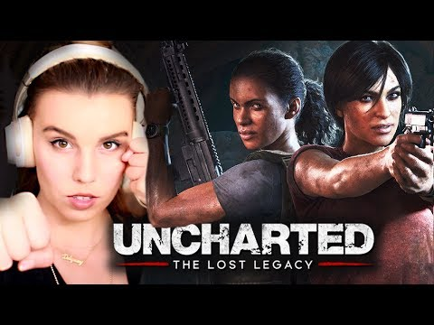 LET'S GO!! | UNCHARTED: THE LOST LEGACY (gameplay part 1)