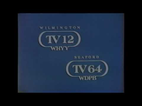 WHYY-TV 12 Sign-Off