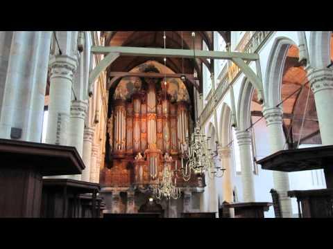 Ludger Lohmann - Bach BWV654, BWV564, BWV21 - Oude Kerk Amsterdam