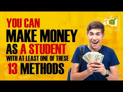 13 Practical Ways to Make Money as a Student (or as Anyone else)