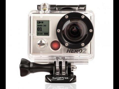 GoPro Hero 2 Walk Through Camera Functions and Menus Part 1