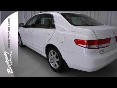 2003 honda accord greenville sc easley sc n40433b sold for Honda easley sc